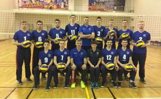 Новосибирские волейболисты начали борьбу за победу на первенстве Европы по спорту глухих