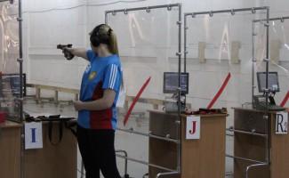 Ольга Щемелинина завоевала две серебряные медали на первенстве России по пулевой стрельбе