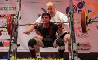 Евгения Чистик выполнила норматив МСМК на Кубке России по пауэрлифтингу
