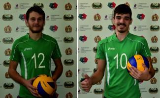 Заслуженных мастеров спорта получили волейболисты НЦВСМ!