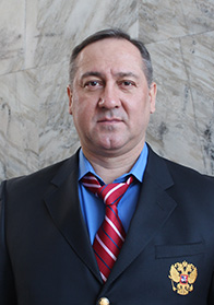 Измайлов Юрий Викторович