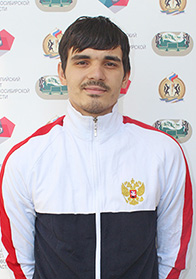 Комаров Кирилл Алексеевич